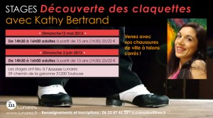 Stage Claquettes mai_juin